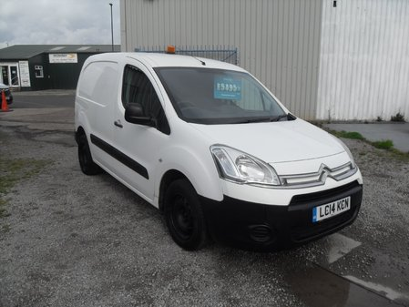 CITROEN BERLINGO HDi 90 L1H1 850 Enterprise
