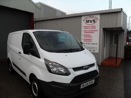 FORD TRANSIT Custom 290 LR 100ps