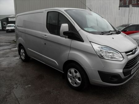 FORD TRANSIT Custom 290 LIMITED LR P-V